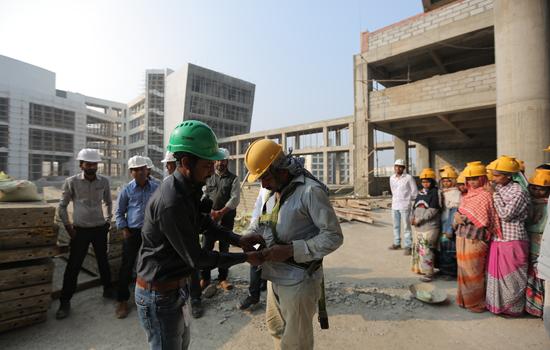 Harsh Constructions
